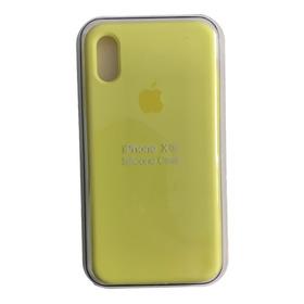 Estuche Forro Funda Silicone Cases iPhone X / Xs