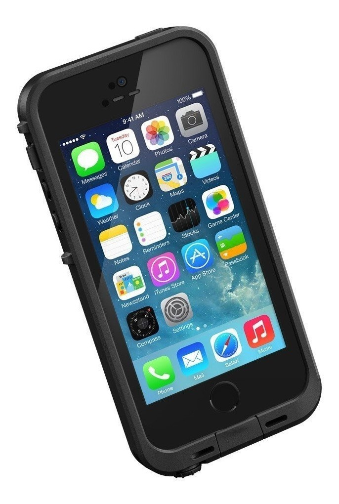 9d1614573f7 estuche forro funda sumergible lifeproof fre iphone 5 5s se. Cargando zoom.