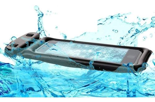 estuche forro impermeable para celular