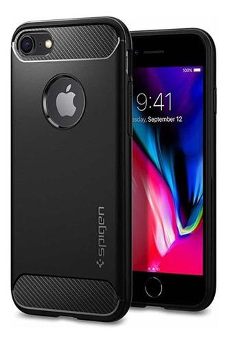 estuche forro original spigen iphone 7plus/8 plus