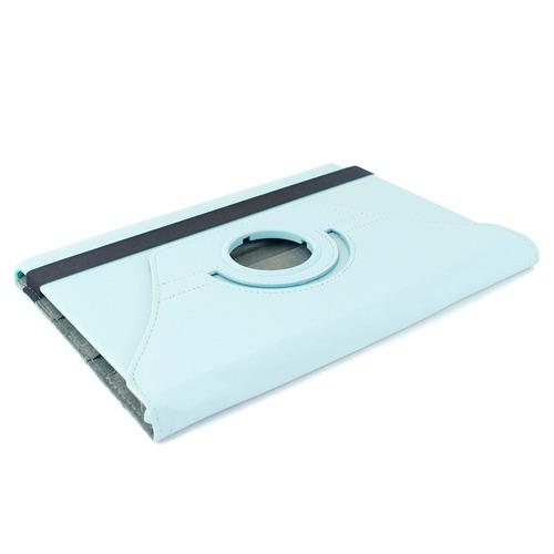 estuche forro protector gira 360 samsung tab 2 10.1 azul