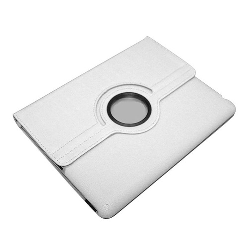estuche forro protector gira 360 samsung tab 2 10.1 blanco