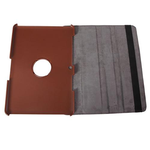 estuche forro protector gira 360 samsung tab 2 10.1 cafe
