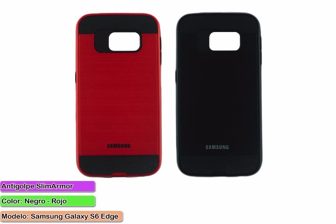 5c3c3343e81 Estuche Forro Slim Armor Spigen Samsung Galaxy S6 Edge - Bs. 0,04 en ...