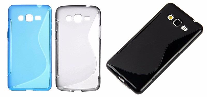 dffc4d3cb00 Estuche Forro Silicona Samsung Galaxy Grand Prime - $ 14.900 en ...