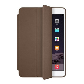 Estuche Forro Smart Case iPad 2/3/4 Cafe