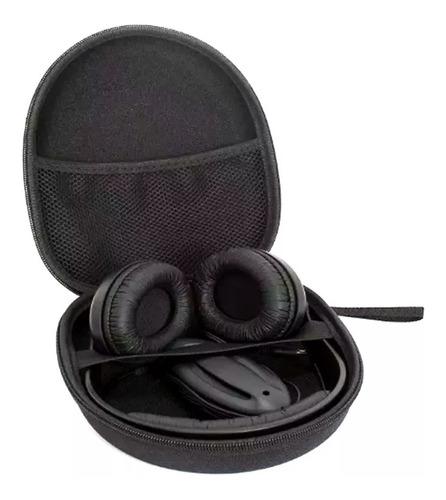estuche funda rigido auriculares bluetooth inalambrico