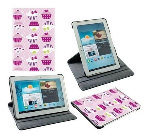 estuche funda tablet 7 pulgadas protector 360° soporte ®