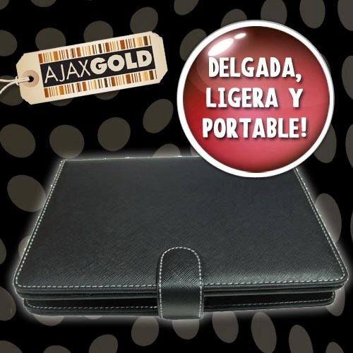 estuche funda tablet
