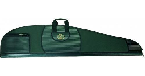 estuche gamo de lujo - semi duro 6212359 para rifle con mira