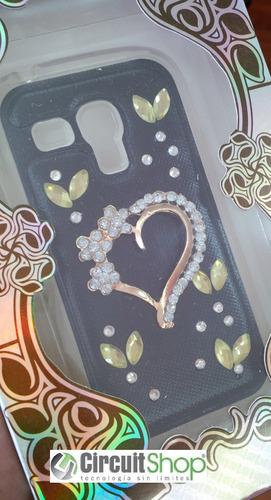 estuche gel perlas samsung s3 mini i8190 i8200 circuit shop