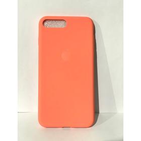 Estuche Goma Silicone iPhone 7/8 Plus.