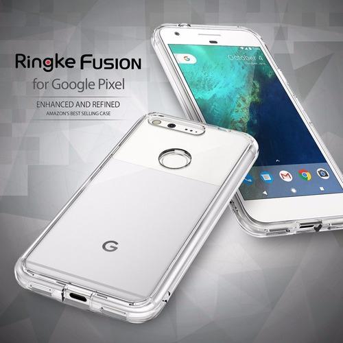 estuche hibrido ringke fusion google pixel & pixel xl