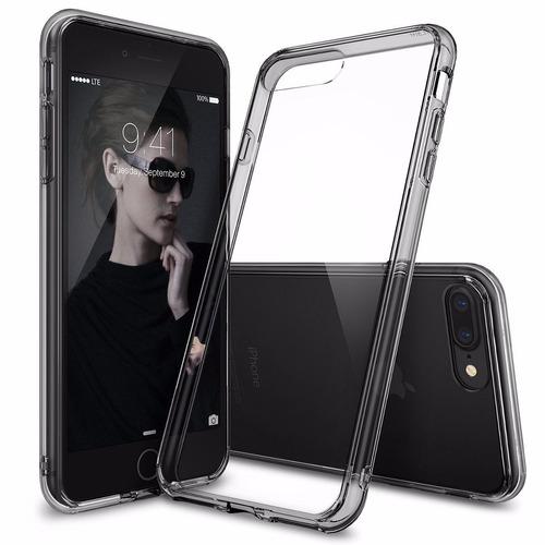 estuche hibrido ringke fusion iphone 7 plus