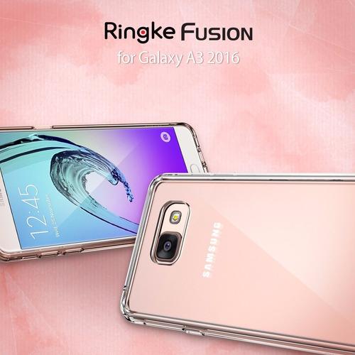 estuche hibrido ringke fusion samsung a3 2016