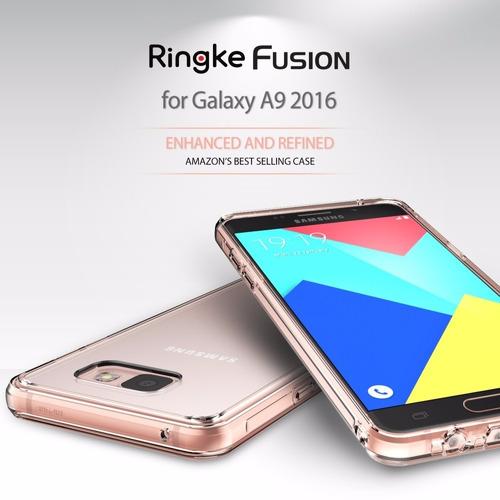 estuche hibrido ringke fusion samsung a9 2016