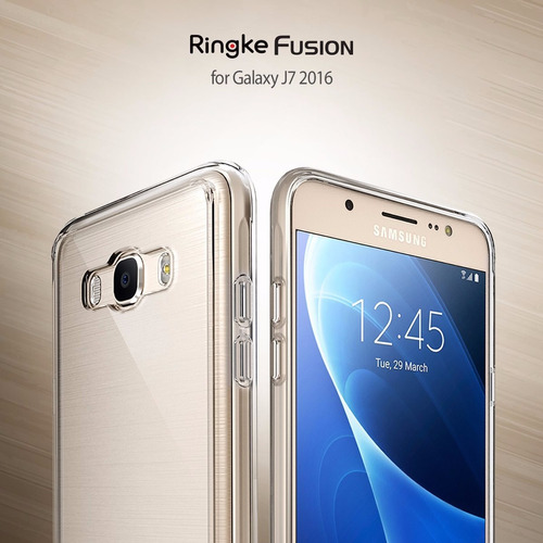estuche hibrido ringke fusion samsung j7 2016