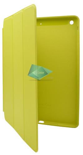 estuche ipad air 1 tipo smart case cuero magnètico