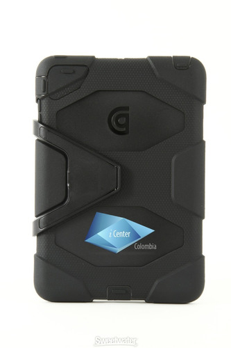 estuche ipad mini 1 2 3 antigolpes 3 capas survivor griffin