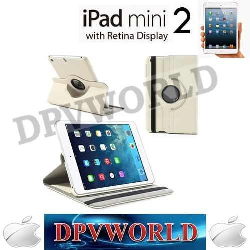 estuche ipad mini 1 ipad mini 2  3 apple tipo giratorio