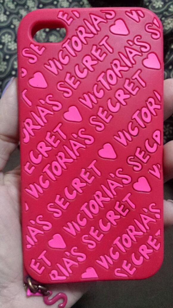 1ed61d393c0 Estuche iPhone 4 Y 4s Victoria Secret Original (usado) - Bs. 10.000 ...