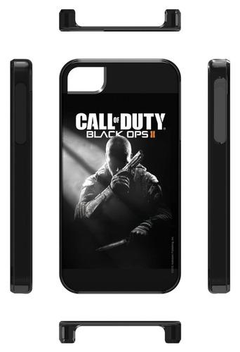 estuche iphone 4/4s skinit call of duty black ops 2, nuevo.