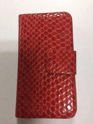 estuche iphone 4/4s t/agenda rosado croco t/virtual