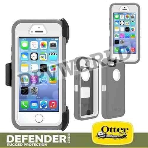 estuche  iphone 5 5s otterbox defender elegante resistente