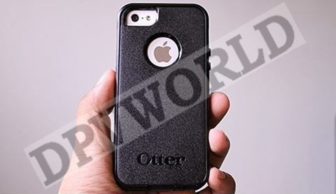estuche iphone 5s 5 se otterbox commuter elegante resistente