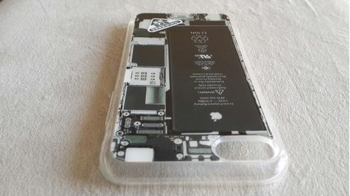 estuche iphone 7 case retro batería iphone a domicilio