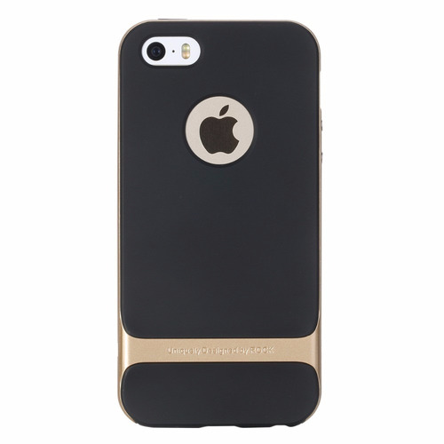 estuche  iphone se, 5/5s antishock rock royce case