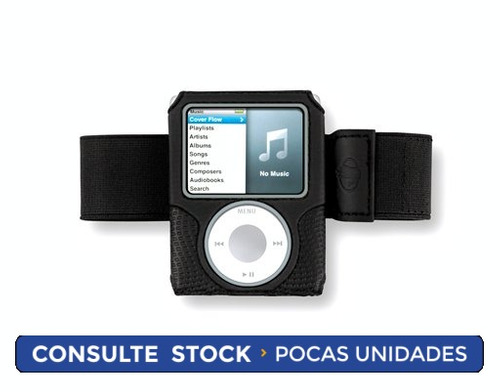 estuche ipod nano c/banda fellowes 85766 districomp
