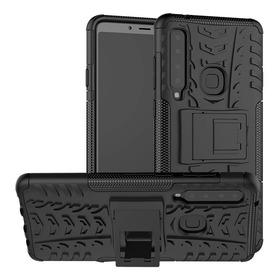 Estuche Jkase Samsung Galaxy A9 2018 - Negro