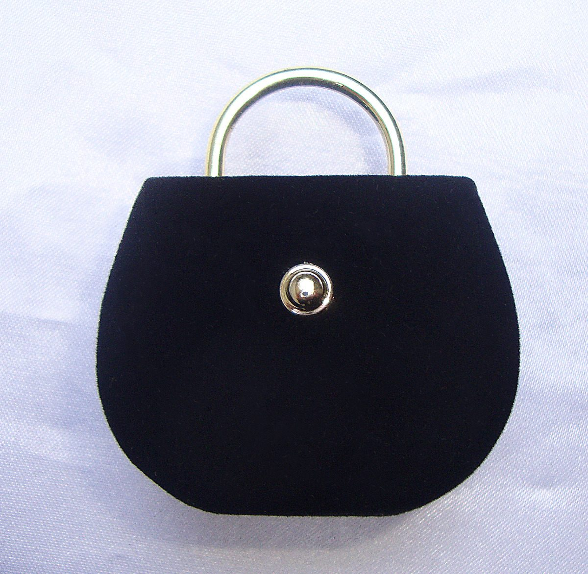 Mano 00 130 De Joyería Bolsa Aretes Regalo Negra caja Estuche q4vPnH
