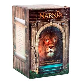 Estuche Las Cronicas De Narnia 7 Libros