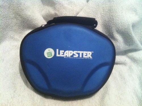 estuche leapster