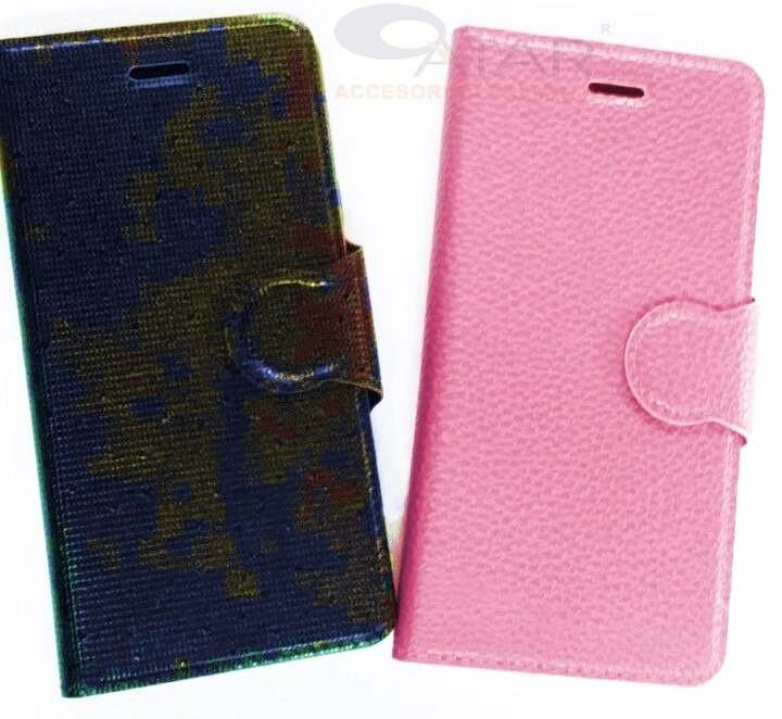 3949bc5a934 Estuche Libreta Tarjetero Agenda Tapa Para Samsung Galaxy J7 - $ 230 ...