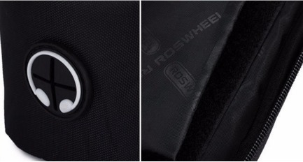 estuche maletin bicicleta para celular - marca roswheel
