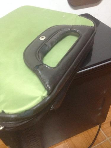 estuche maletin mini laptop 10.1 a 11.6 pulgadas
