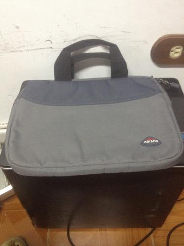 estuche maletin mini laptop 10.1 a 11.6 pulgadas abismo