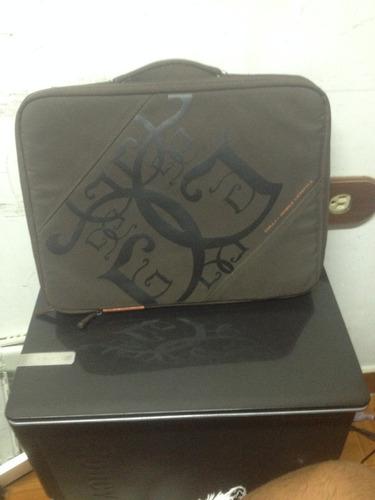 estuche maletin mini laptop 10.1 a 11.6 pulgadas golla