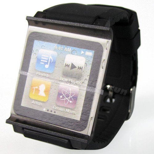 estuche manilla pulsera elegante ipod nano 6 6ta lunatik