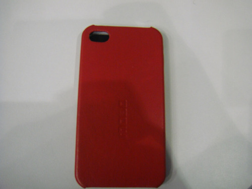 estuche mobo cover cuero iphone 4g/s