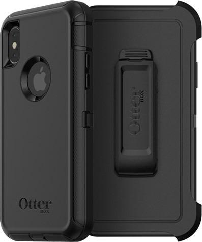 estuche otterbox defender iphone x *garantia 12 meses