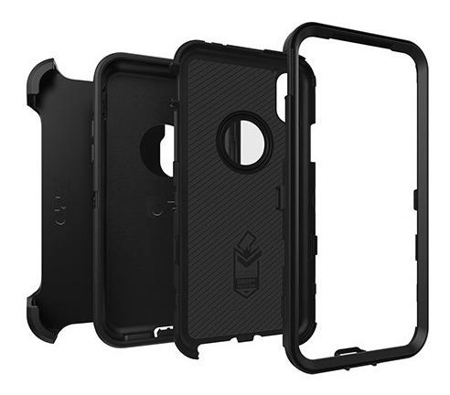 estuche otterbox defender iphone xs max *liquidacion