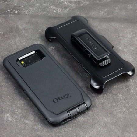7508ffb4f6d Estuche Otterbox Defender Samsung Galaxy S8 Plus / Negro - $ 79.990 ...