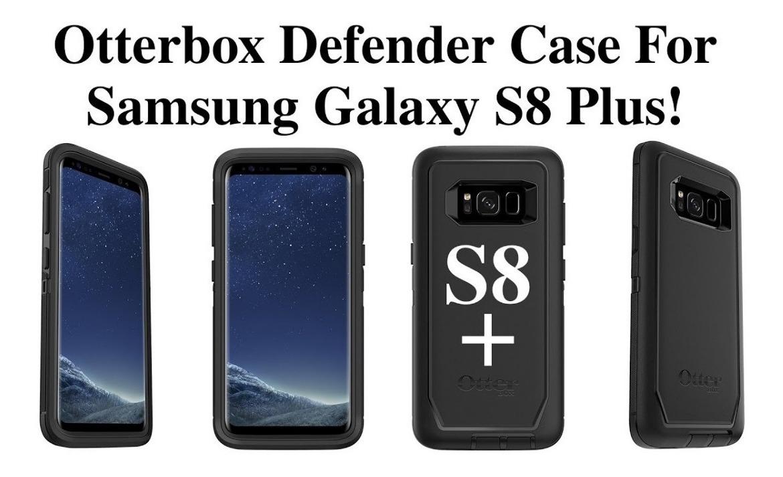 9e0852f548e estuche otterbox defender samsung galaxy s8 plus / negro. Cargando zoom.