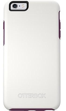 estuche otterbox symmetry iphone 6s/6 plus blanco