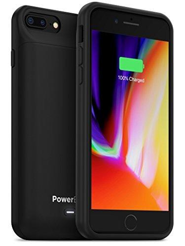 estuche para batería powerbear iphone 7 plus / estuche para