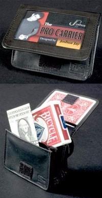 estuche para cartas pro carrier por joshua jay